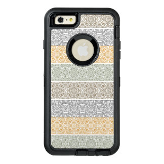 Ornamental pattern OtterBox defender iPhone case