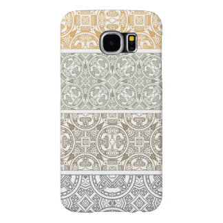 Ornamental pattern samsung galaxy s6 cases