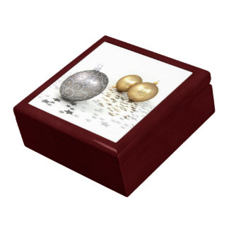 Ornaments And Stars Gift Box