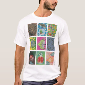 Ornaments by Multiple Artists T-Shirt