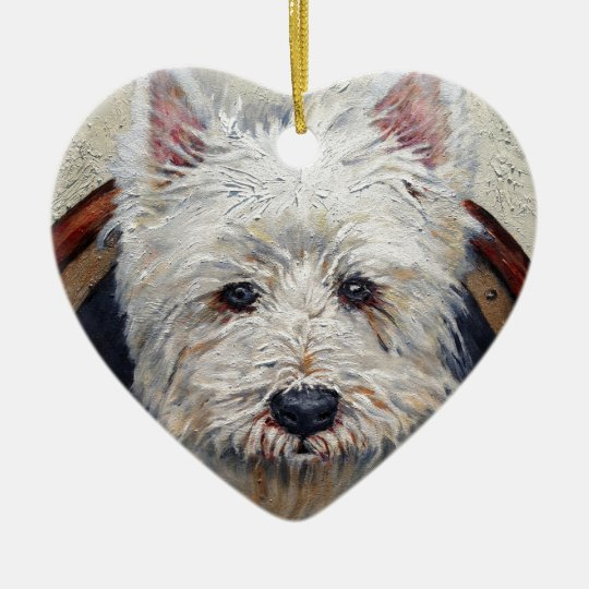 Ornaments - West Highland Terrier