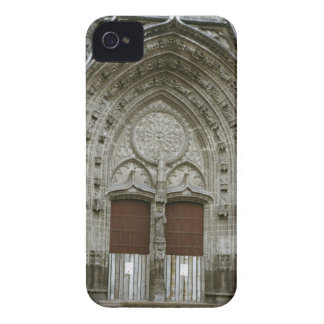 Ornate archway entrance with old-fashioned iPhone 4 Case-Mate case