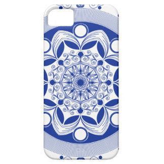 Ornate Boho Mandala iPhone 5 Case