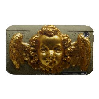 Ornate brass decoration Case-Mate iPhone 3 case