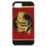 Ornate Chinese Year of the Dragon iPhone 5 Case
