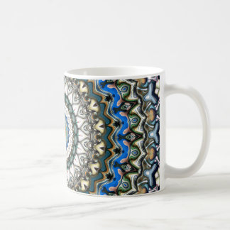 Ornate Colorful Mandala Coffee Mug