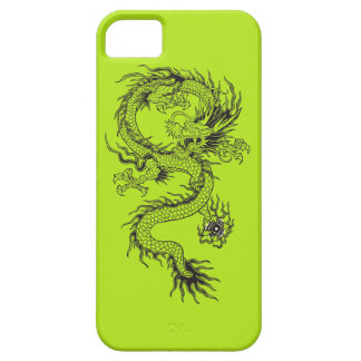 Ornate Dragon iPhone 5 Cover