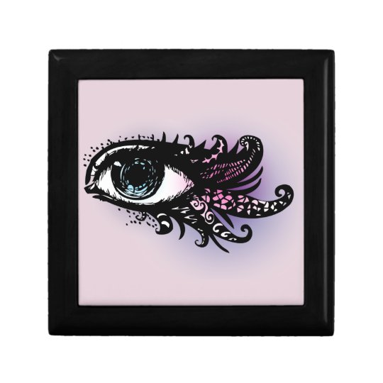 Ornate Eye of the Beholder Gift Box