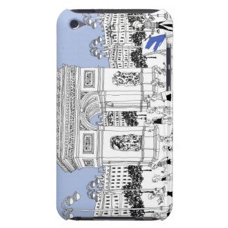 Ornate Gate iPod Touch Case