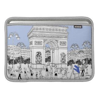 Ornate Gate MacBook Sleeve
