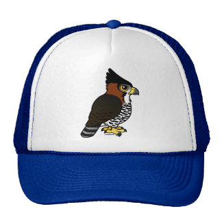 Ornate Hawk-Eagle Cap