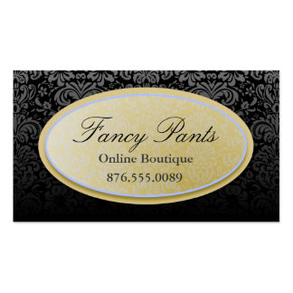 Ornate Lace Pack Of Standard Business Cards