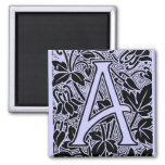 "Ornate Letter ""A"""