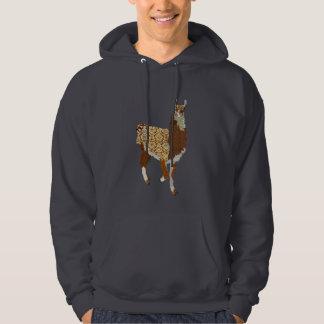 Ornate Llama Hoody