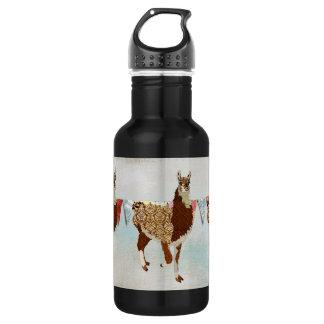 Ornate Ostrich  Liberty Bottle 18oz Water Bottle