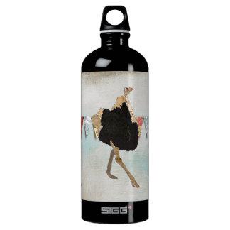 Ornate Ostrich  Liberty Bottle SIGG Traveller 1.0L Water Bottle