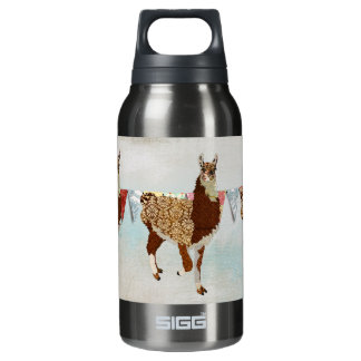 Ornate Ostrich  Liberty Bottle 10 Oz Insulated SIGG Thermos Water Bottle