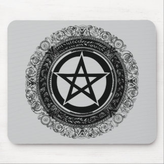 Ornate Pentacle Mouse Mat