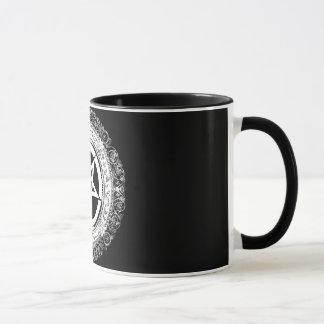 Ornate Pentagram Mug