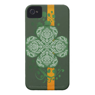Ornate Shamrock iPhone4 Case