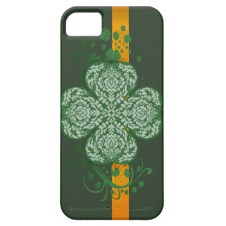 Ornate Shamrock iPhone5 Universal Case Case For The iPhone 5