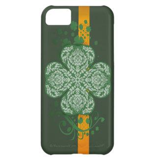 Ornate Shamrock iPhone5 Universal Case Case For iPhone 5C