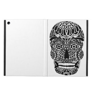 Ornate Skull iPad Case