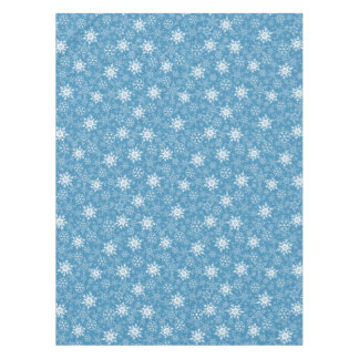 Ornate Snowflakes Tablecloth