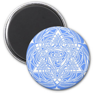 Ornate Star of David Magnet