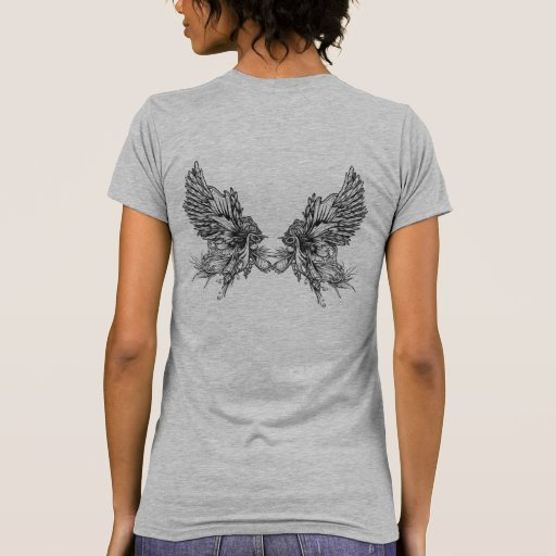 Ornate Wings Shirt