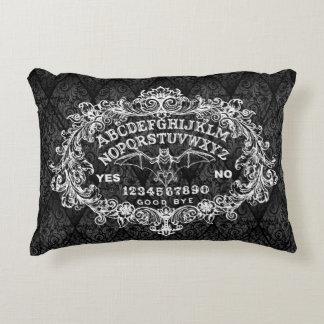 Ornate Witch Board pillow