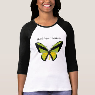 Ornithoptera Goliath Butterfly T-Shirt