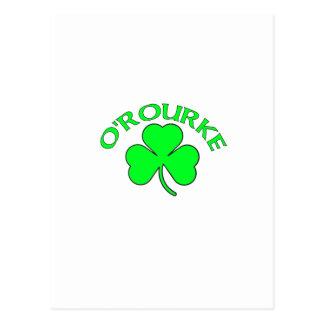 O'Rourke Post Card