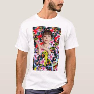 Orphan Black | Alison - Floral Pattern T-Shirt