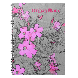 Orphan Black-Alison Notebook