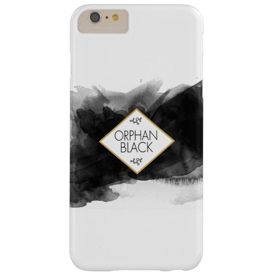 Orphan Black Black Watercolor Barely There iPhone 6
