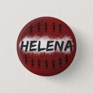 Orphan Black button / badge - Helena
