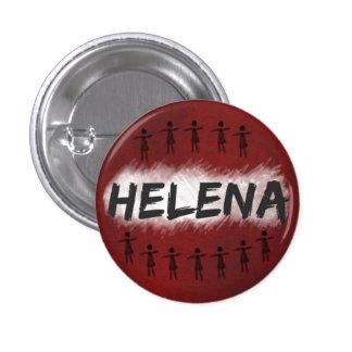 Orphan Black button / badge - Helena