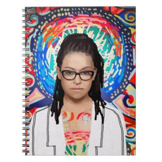 Orphan Black | Cosima Niehaus - Geek Chic Notebook