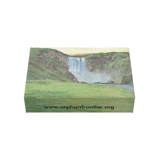 Orphan Frontier Canvas Print