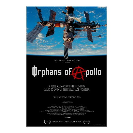 Orphans of Apollo movie poster