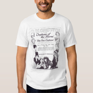 Orphans of the Storm 1921 Tees