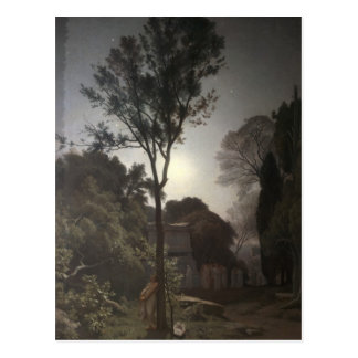 Orpheus, 1863 postcard