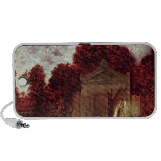 Orpheus at the Tomb of Eurydice iPhone Speaker