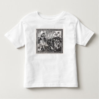Orpheus Playing to the Animals, 1500 Toddler T-Shirt