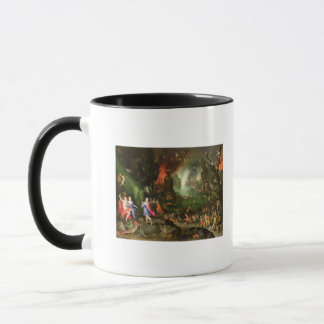 Orpheus with a Harp Playing to Pluto Mug