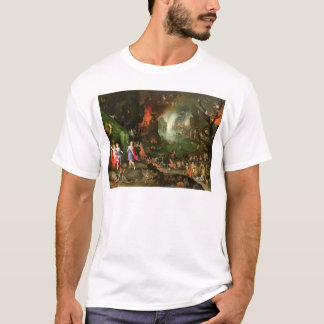 Orpheus with a Harp Playing to Pluto T-Shirt