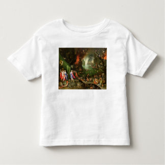 Orpheus with a Harp Playing to Pluto Toddler T-Shirt