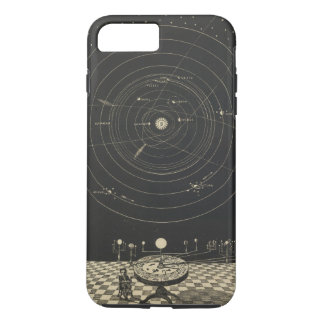 Orrery, Solar System iPhone 8 Plus/7 Plus Case