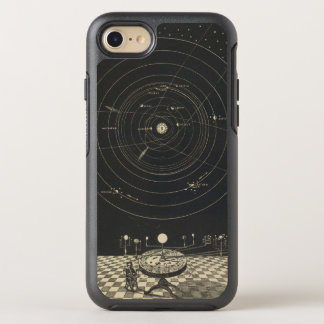 Orrery, Solar System OtterBox Symmetry iPhone 8/7 Case